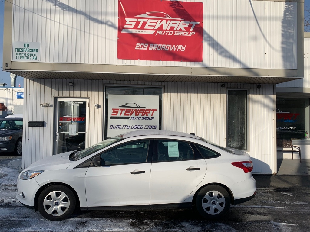 2013 FORD FOCUS S for sale at Stewart Auto Group