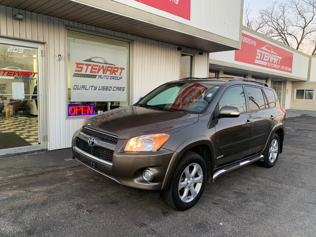 2011 TOYOTA RAV4 LIMITED for sale at Stewart Auto Group
