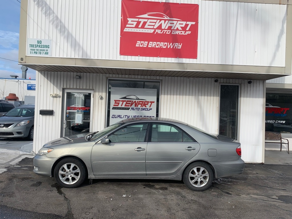 2006 TOYOTA CAMRY LE for sale at Stewart Auto Group