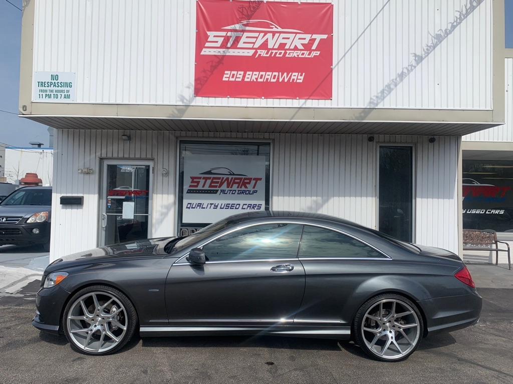 2012 MERCEDES-BENZ CL 550 4MATIC for sale at Stewart Auto Group