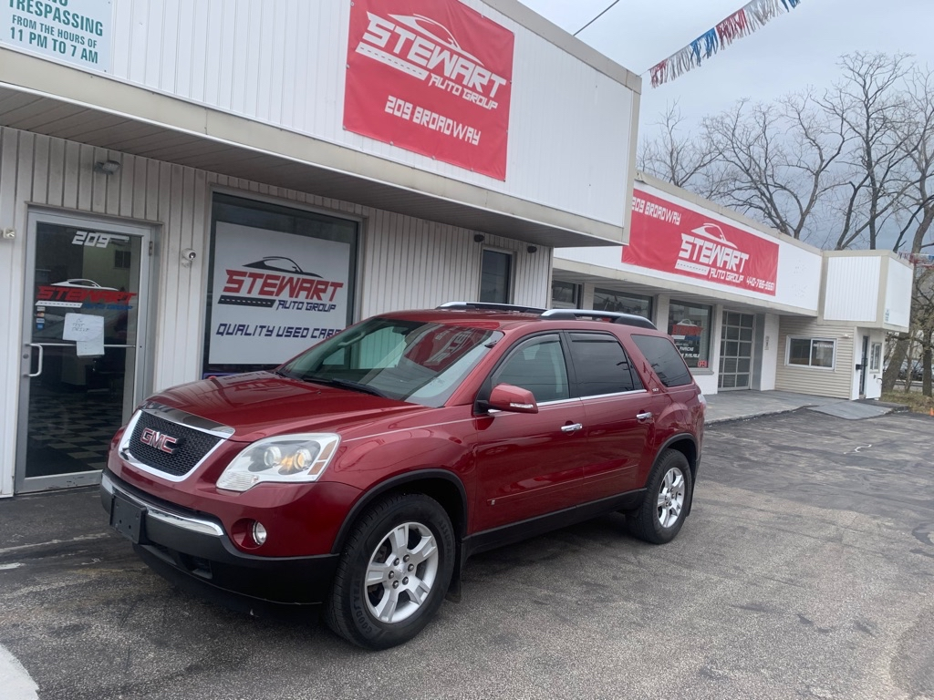 2009 GMC ACADIA SLT-1 for sale at Stewart Auto Group
