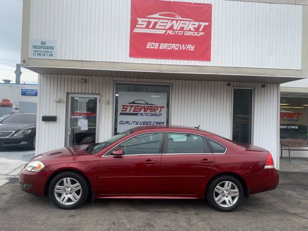 2010 CHEVROLET IMPALA LT for sale at Stewart Auto Group