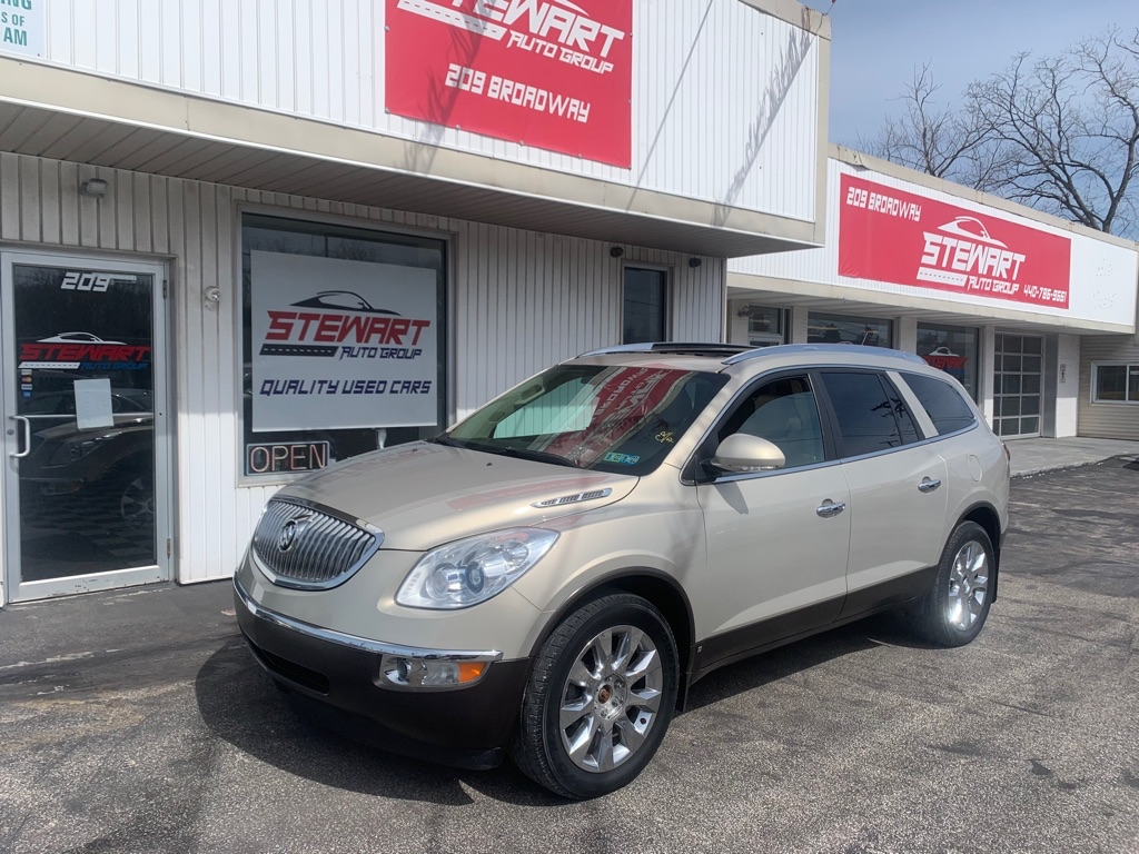 2010 BUICK ENCLAVE CXL for sale at Stewart Auto Group
