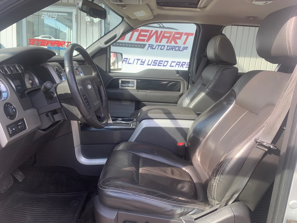 2010 FORD F150 SUPERCREW for sale at Stewart Auto Group