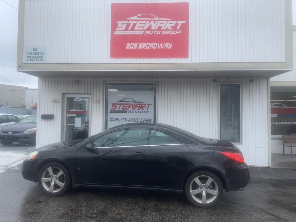 2007 PONTIAC G6 GT for sale at Stewart Auto Group