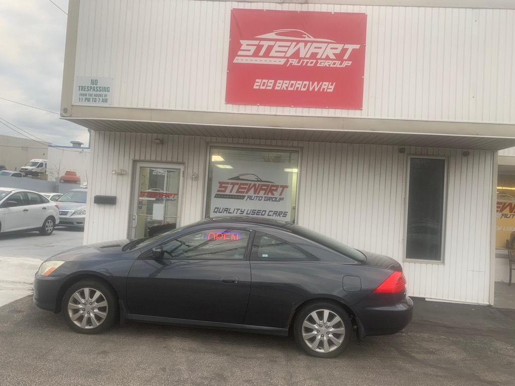 2006 HONDA ACCORD EX for sale at Stewart Auto Group