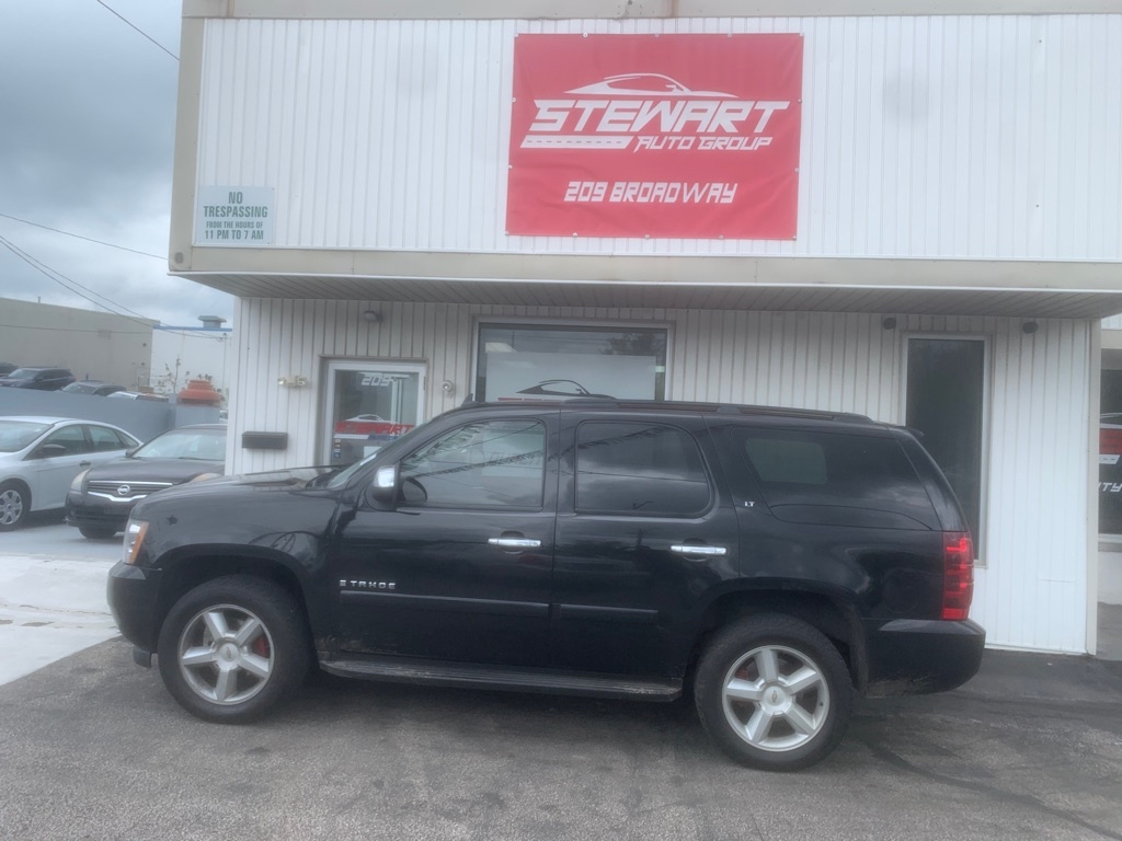 2008 CHEVROLET TAHOE 1500 for sale at Stewart Auto Group
