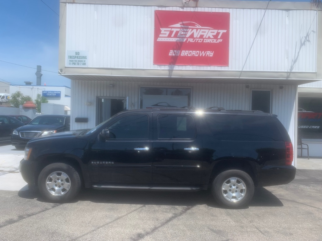 2012 CHEVROLET SUBURBAN 1500 LS for sale at Stewart Auto Group