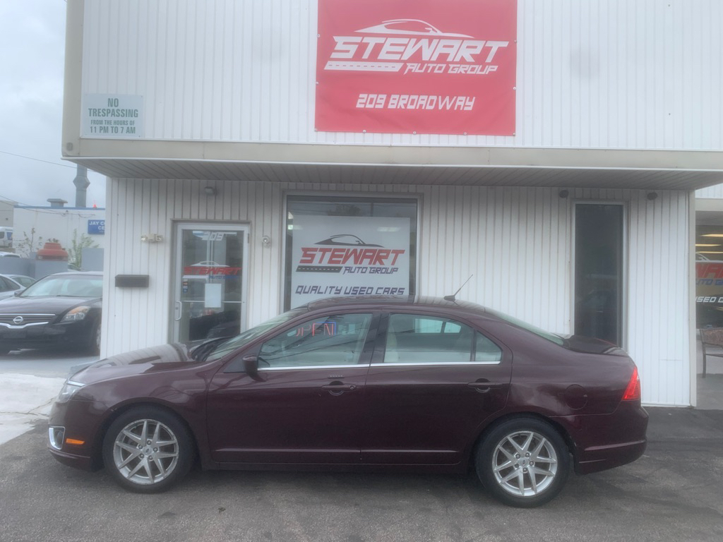2012 FORD FUSION SEL for sale at Stewart Auto Group