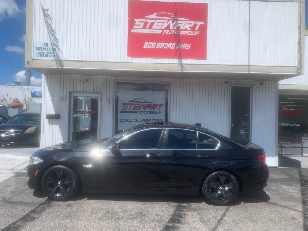 2013 BMW 528 XI for sale at Stewart Auto Group