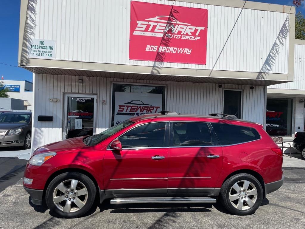 2012 CHEVROLET TRAVERSE LTZ for sale at Stewart Auto Group
