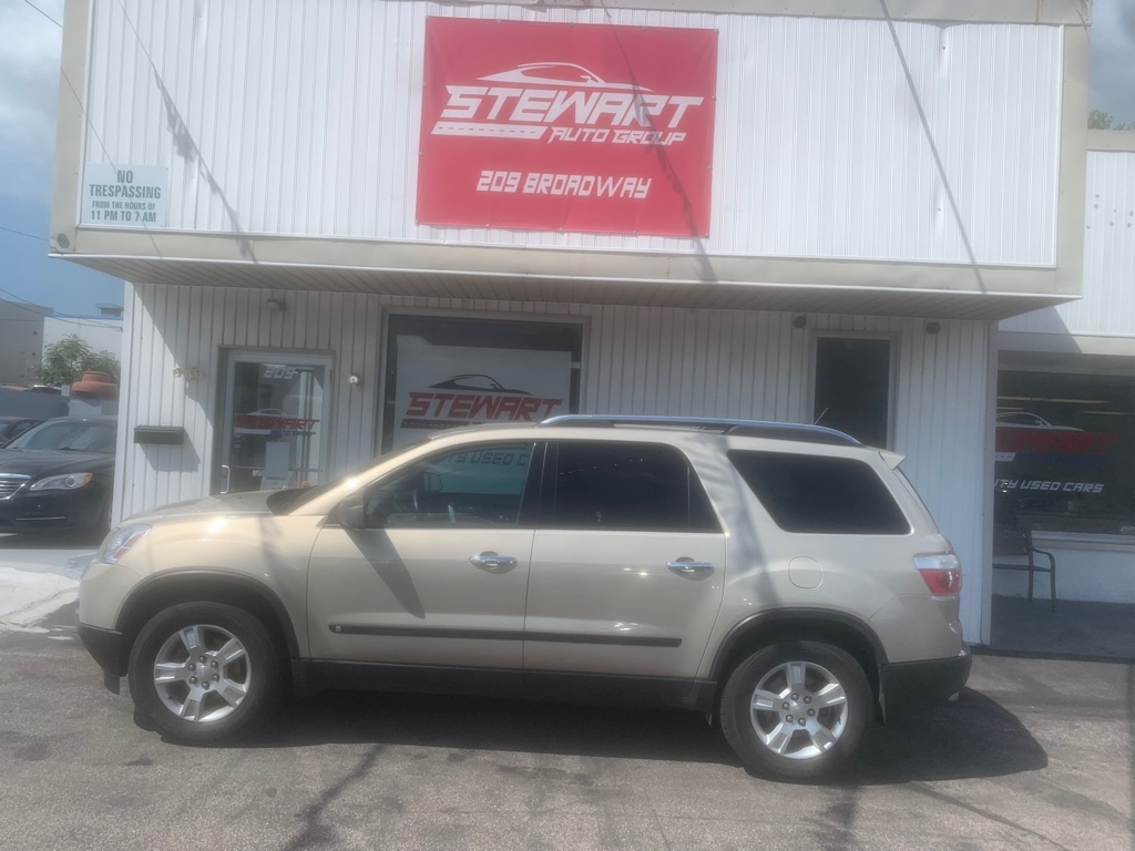 2009 GMC ACADIA SLE for sale at Stewart Auto Group