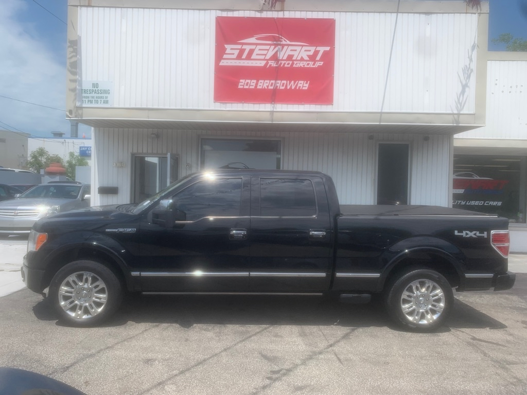 2009 FORD F150 SUPERCREW for sale at Stewart Auto Group