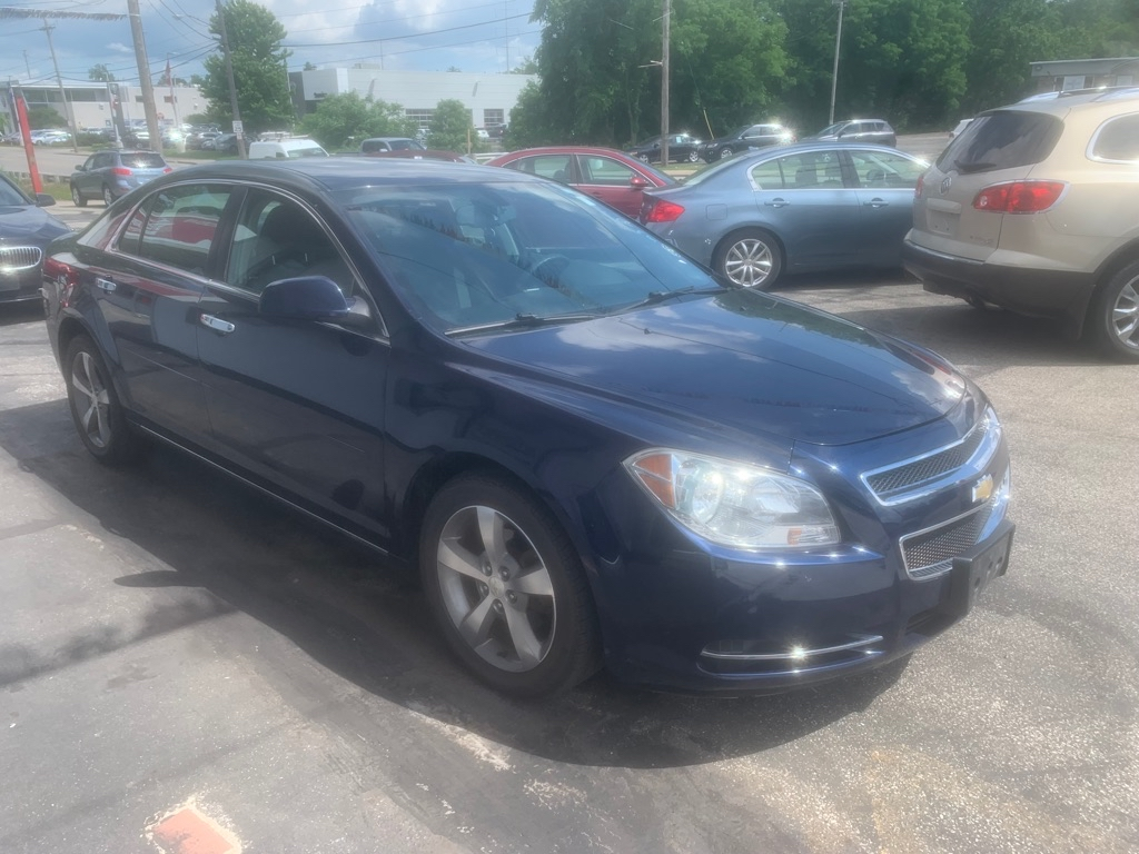 2012 CHEVROLET MALIBU 1LT for sale at Stewart Auto Group
