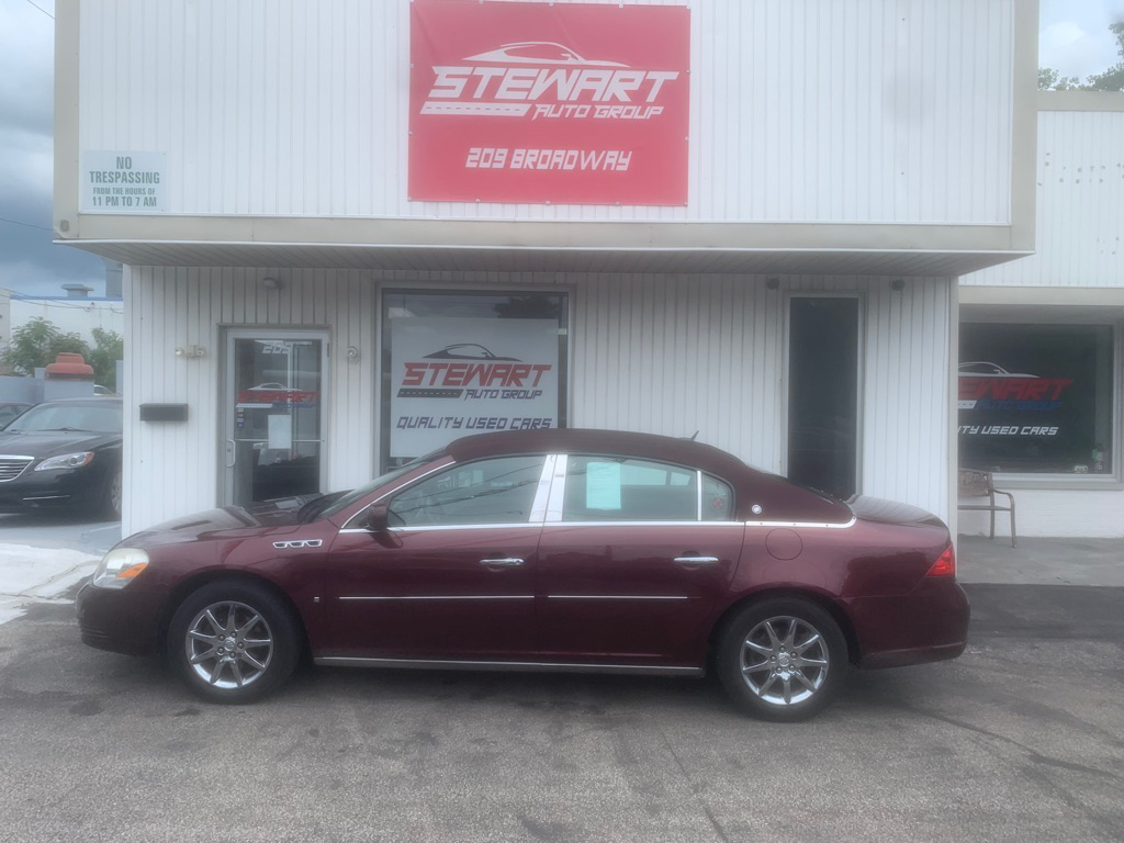 2007 BUICK LUCERNE CXL for sale at Stewart Auto Group