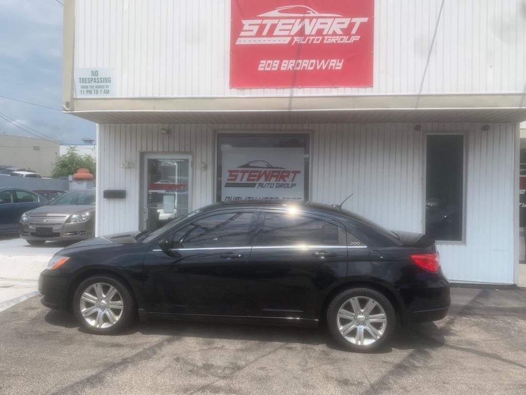 2013 CHRYSLER 200 TOURING for sale at Stewart Auto Group