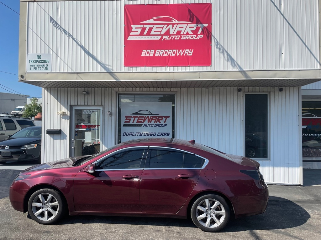 2012 ACURA TL  for sale at Stewart Auto Group