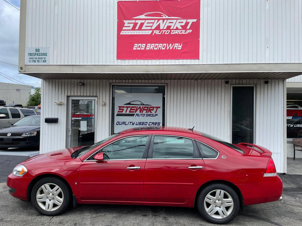 2007 CHEVROLET IMPALA LTZ for sale at Stewart Auto Group