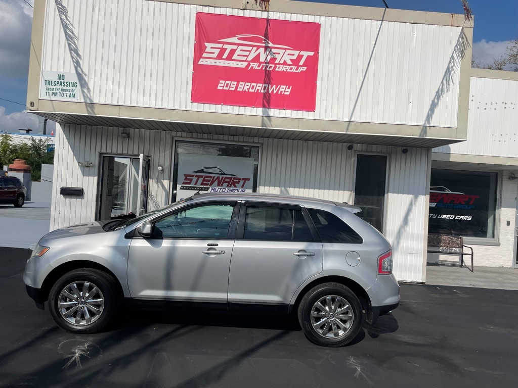 2010 FORD EDGE SEL for sale at Stewart Auto Group