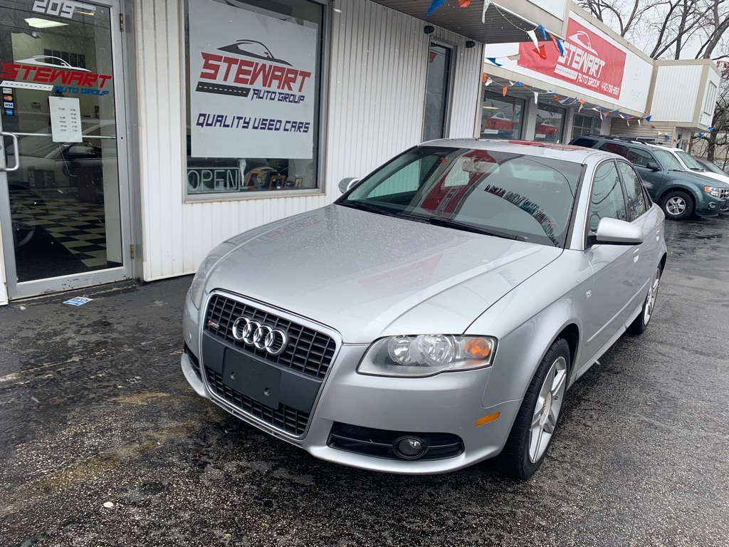 2008 AUDI A4 2.0T QUATTRO for sale at Stewart Auto Group