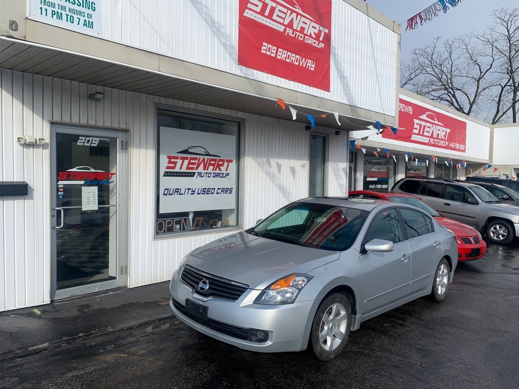 2009 NISSAN ALTIMA 2.5 for sale at Stewart Auto Group