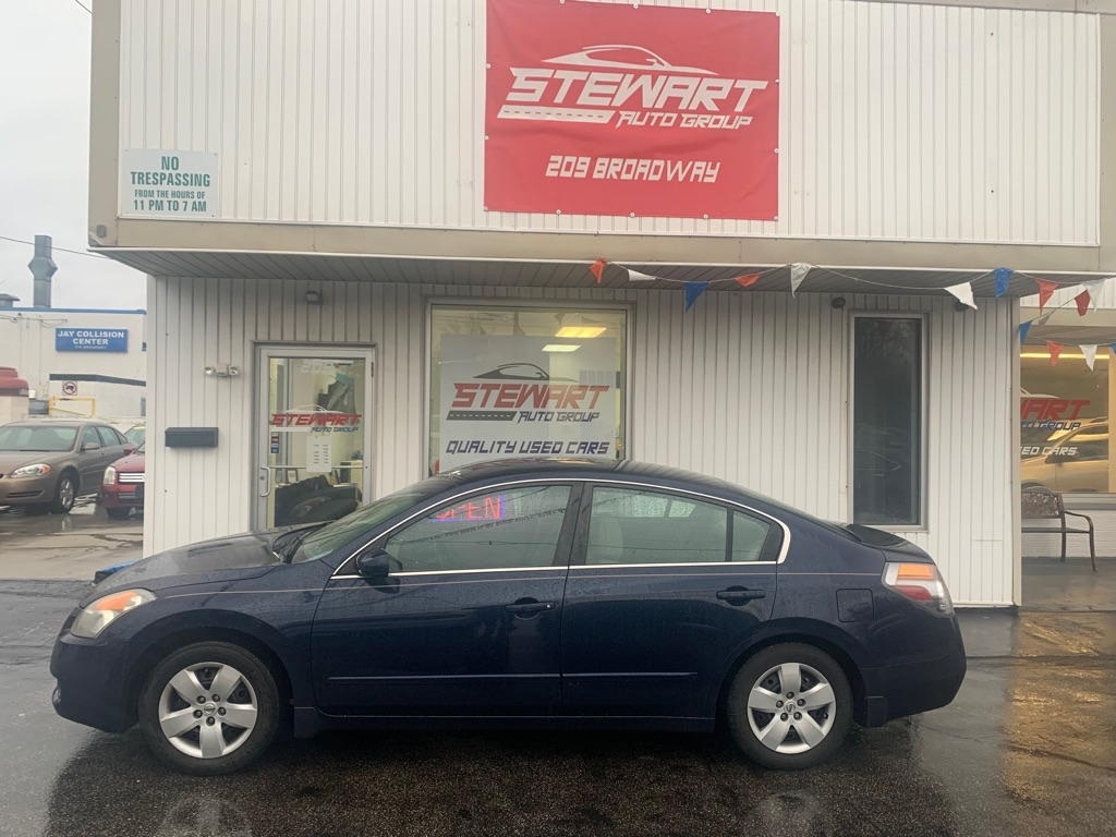 2008 NISSAN ALTIMA 2.5 for sale at Stewart Auto Group