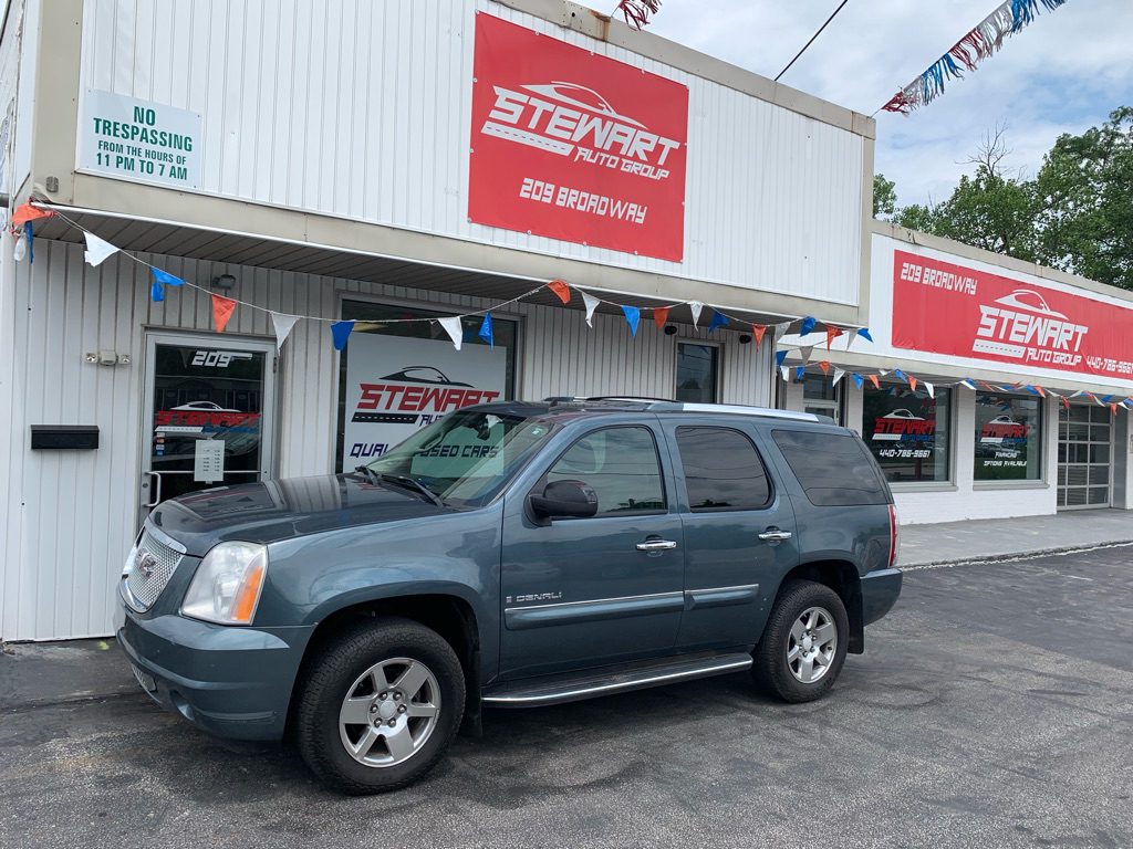 2007 GMC Yukon Denali for sale at Stewart Auto Group