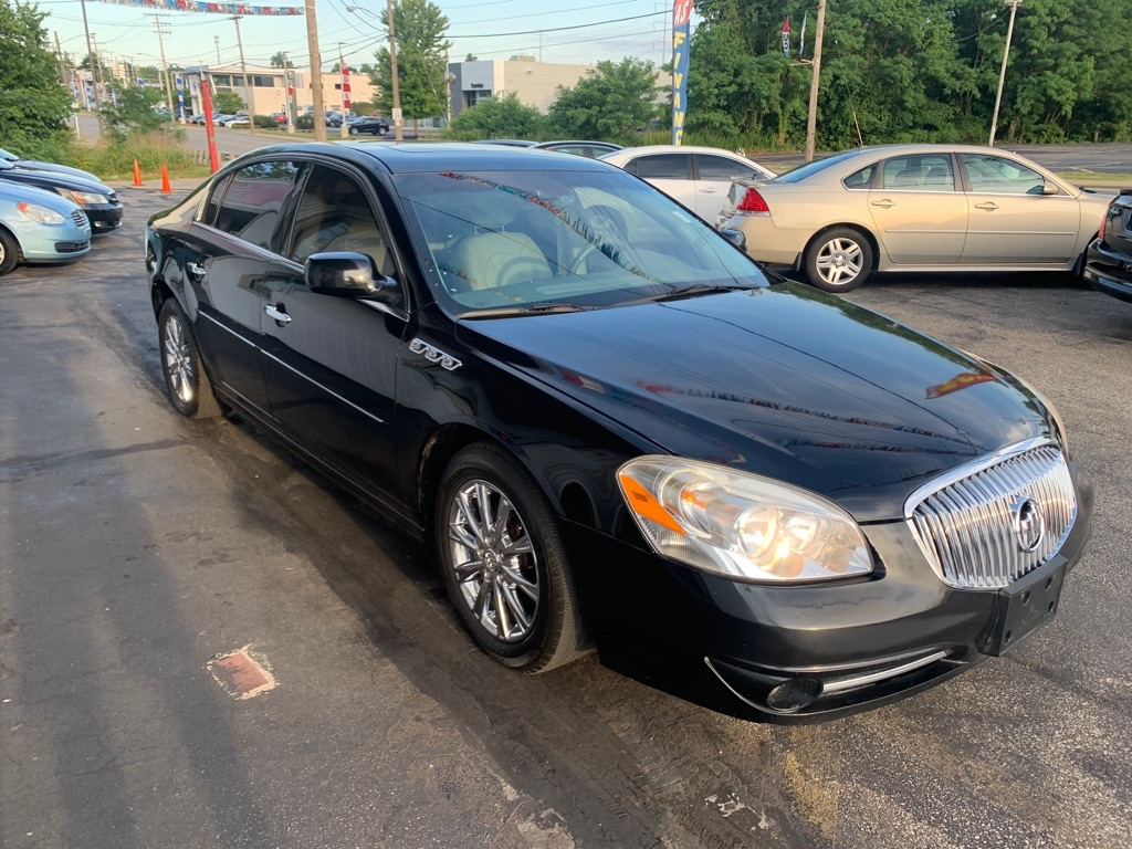 2011 BUICK LUCERNE CXL for sale at Stewart Auto Group