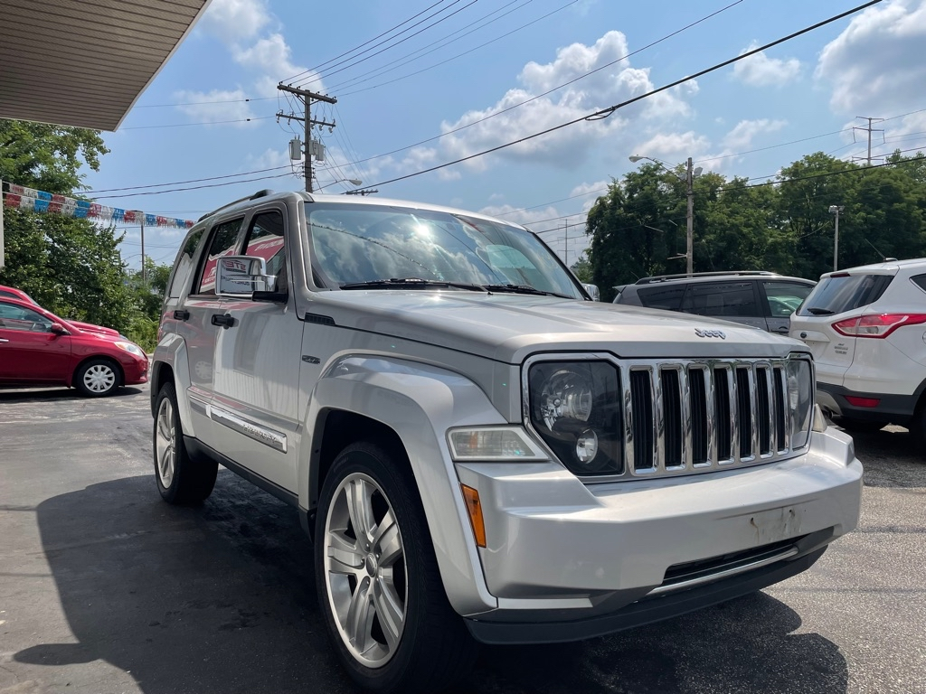2011 JEEP LIBERTY SPORT for sale at Stewart Auto Group