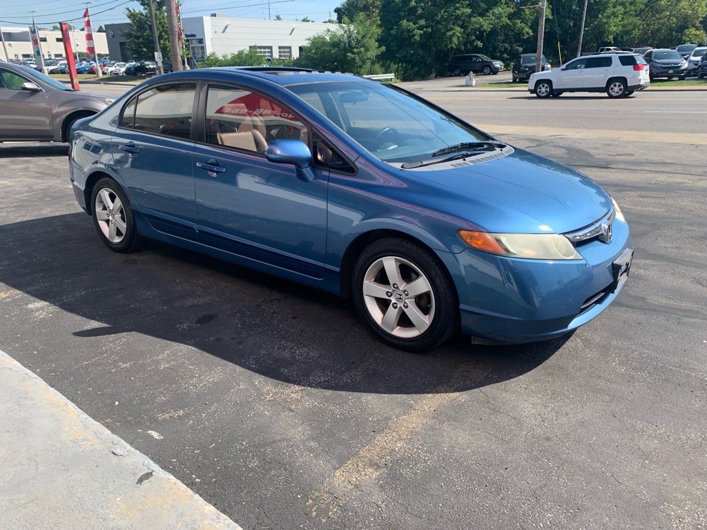 2008 HONDA CIVIC EXL for sale at Stewart Auto Group