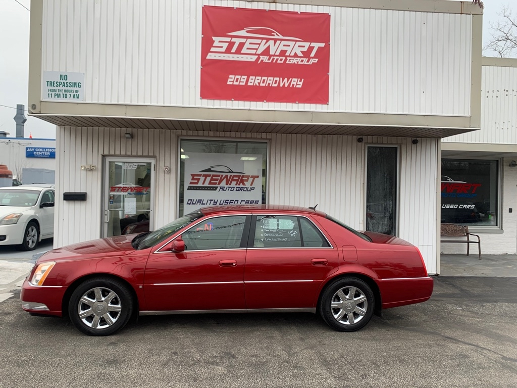2006 CADILLAC DTS  for sale at Stewart Auto Group