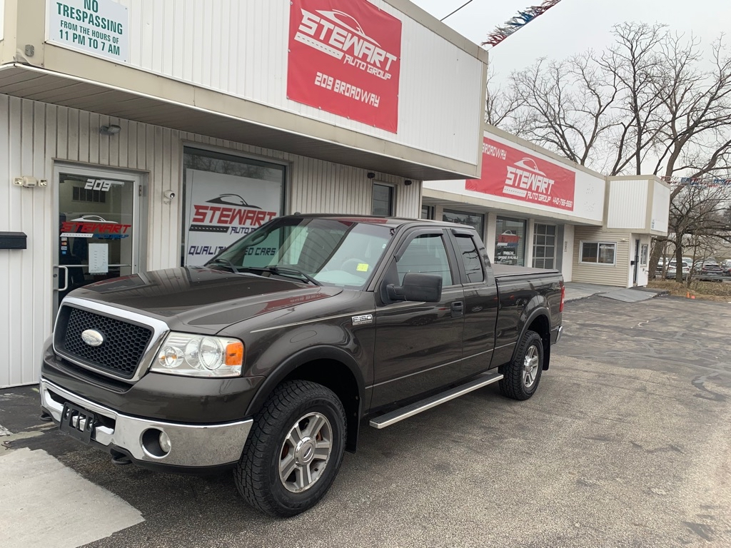 2007 FORD F150  for sale at Stewart Auto Group