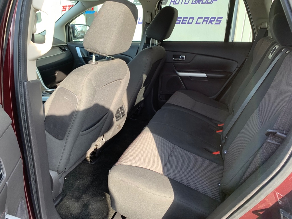 2011 FORD EDGE SEL for sale at Stewart Auto Group