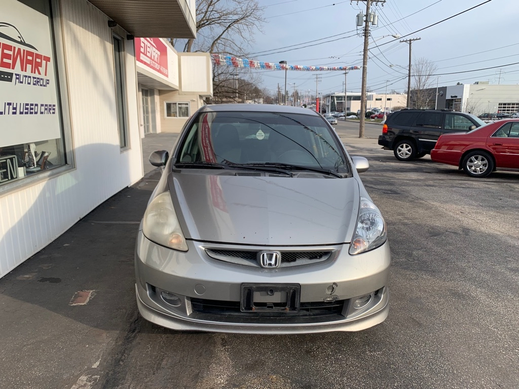 2007 HONDA FIT S for sale at Stewart Auto Group