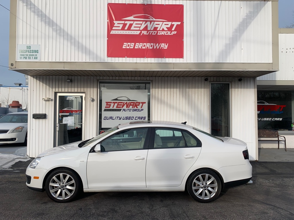 2010 VOLKSWAGEN JETTA WOLFSBURG for sale at Stewart Auto Group