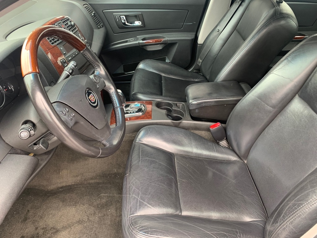 2007 CADILLAC CTS HI FEATURE V6 for sale at Stewart Auto Group