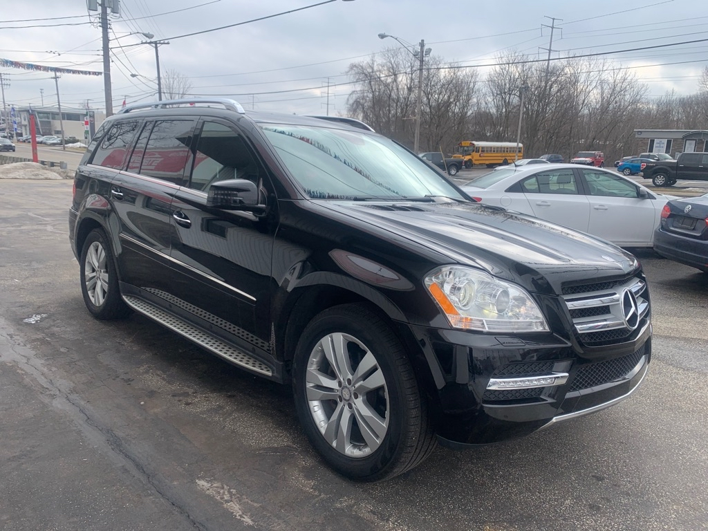 2011 MERCEDES-BENZ GL 450 4MATIC for sale at Stewart Auto Group