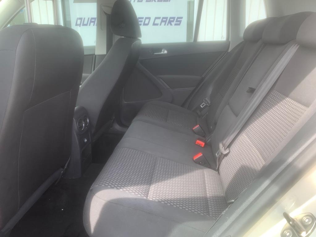 2010 VOLKSWAGEN TIGUAN SE for sale at Stewart Auto Group