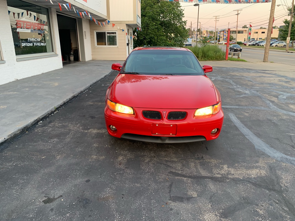 2003 PONTIAC GRAND PRIX GT for sale at Stewart Auto Group