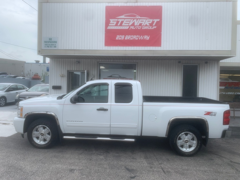 2010 CHEVROLET SILVERADO 1500 LT for sale at Stewart Auto Group