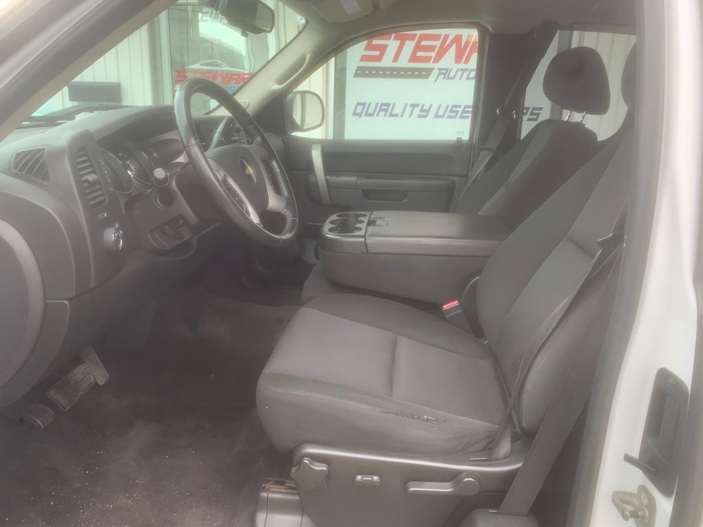 2010 CHEVROLET SILVERADO 1500 LT for sale at Stewart Auto Group