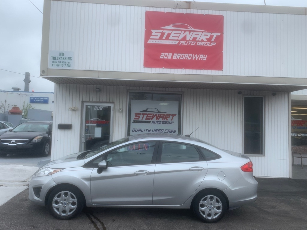 2012 FORD FIESTA SE for sale at Stewart Auto Group