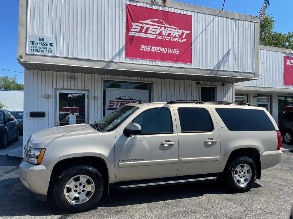 2007 CHEVROLET SUBURBAN 1500 for sale at Stewart Auto Group