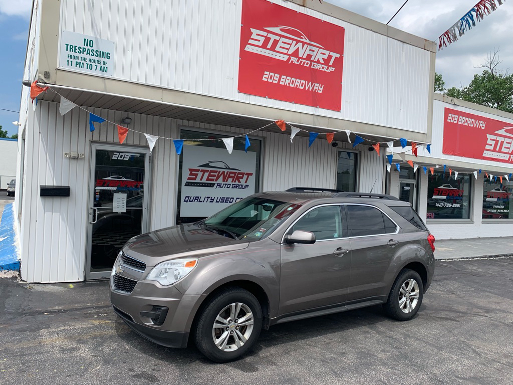 2010 CHEVROLET EQUINOX LT for sale at Stewart Auto Group