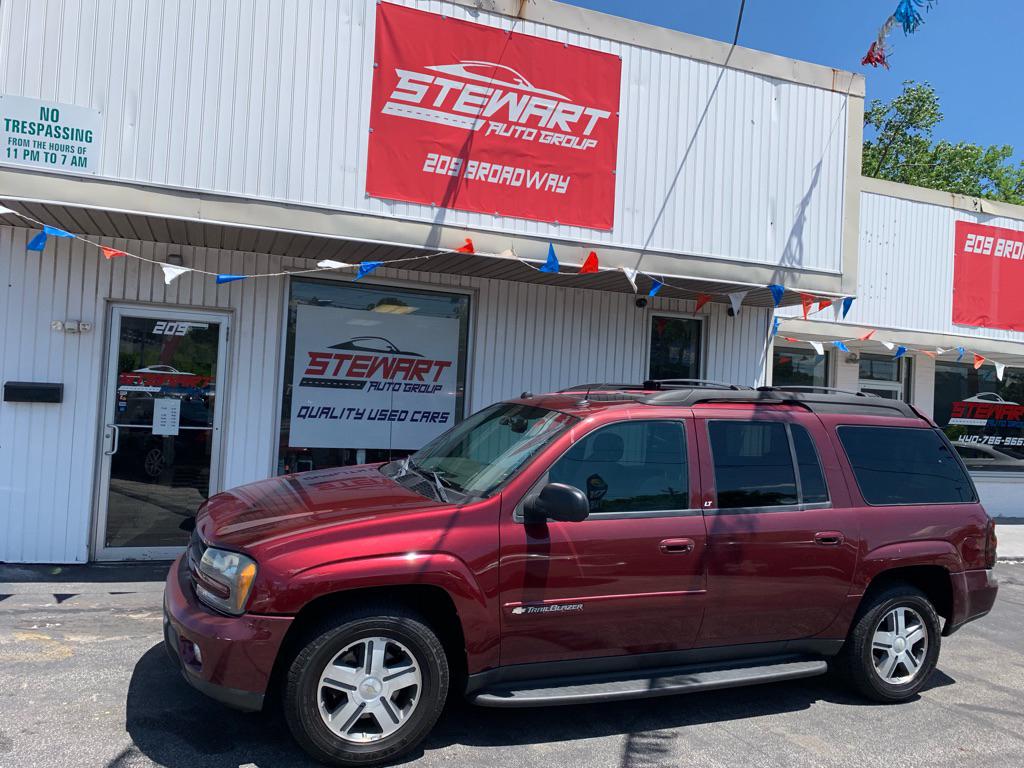 2004 CHEVROLET TRAILBLAZER EXT LS for sale at Stewart Auto Group