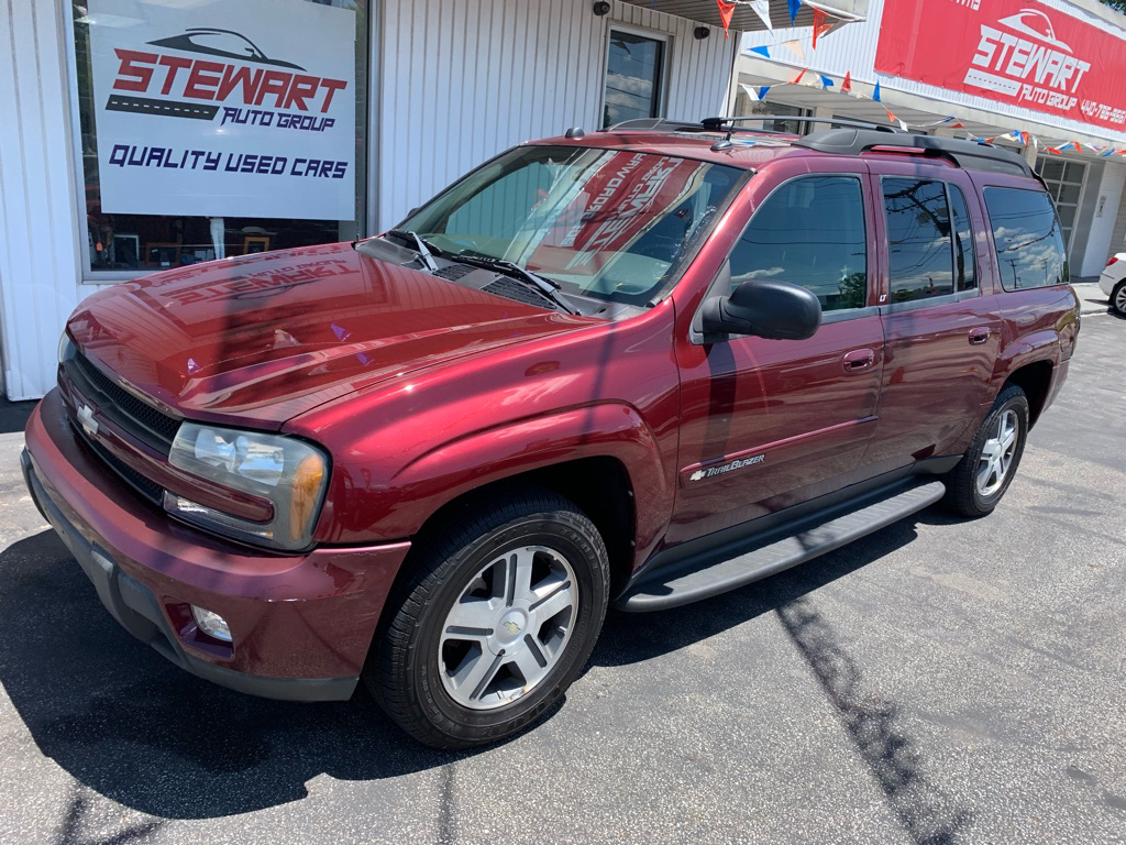 2004 CHEVROLET TRAILBLAZER EXT LS for sale at Stewart Auto Group