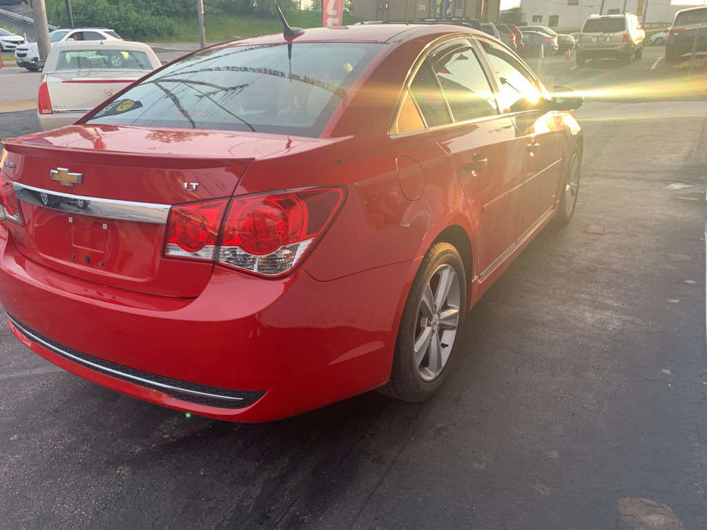 2012 CHEVROLET CRUZE LT for sale at Stewart Auto Group