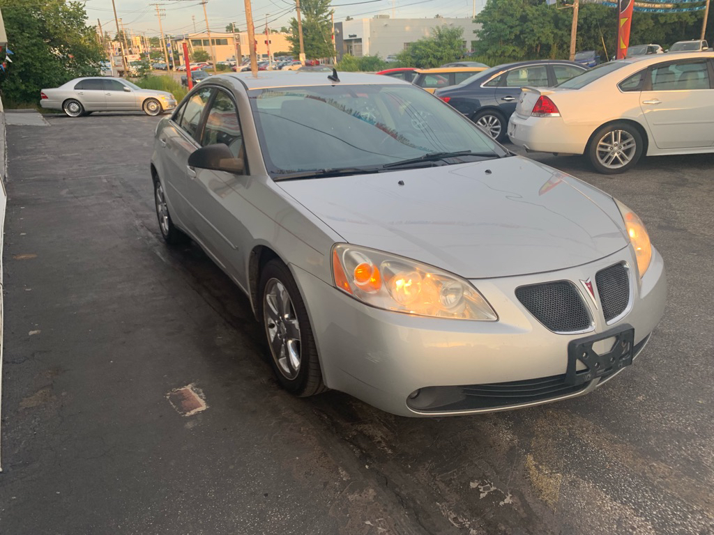 2009 PONTIAC G6 GT for sale at Stewart Auto Group