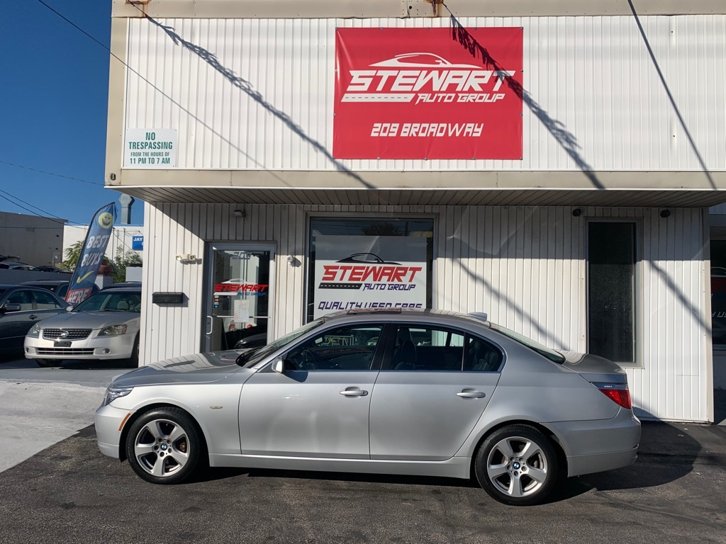 2008 BMW 535 XI for sale at Stewart Auto Group