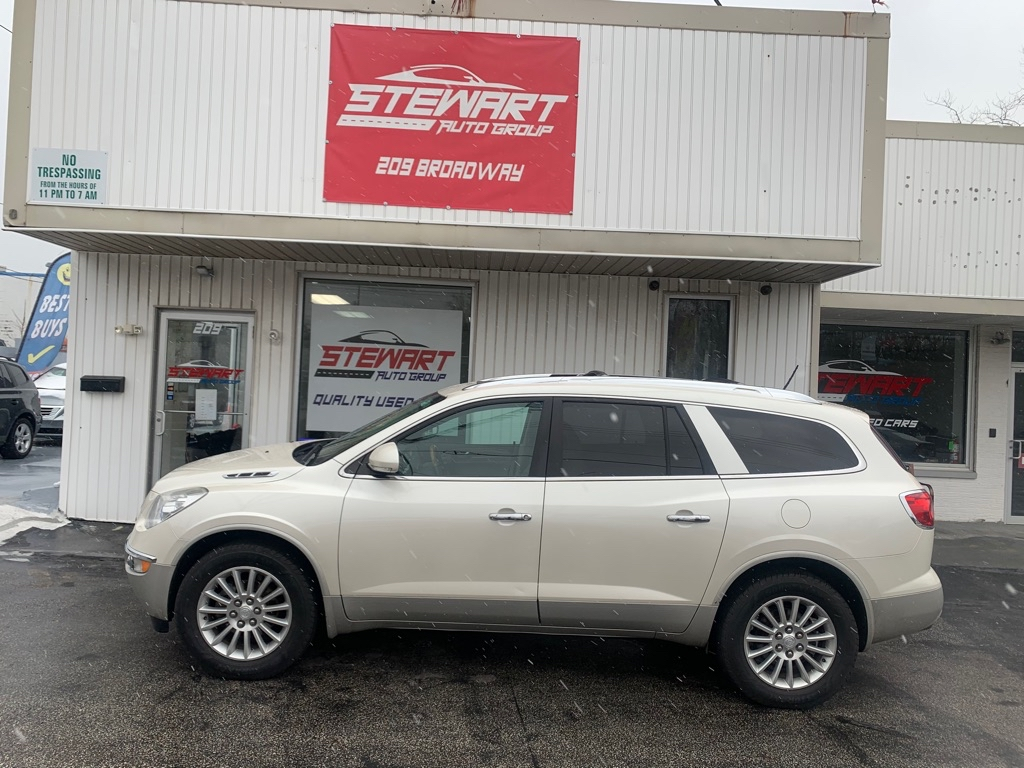 2011 BUICK ENCLAVE CXL for sale at Stewart Auto Group
